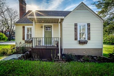 Cookeville Single Family Home For Sale: 102 Womack Avenue