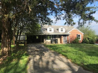 Cookeville Single Family Home For Sale: 327 Scott Avenue