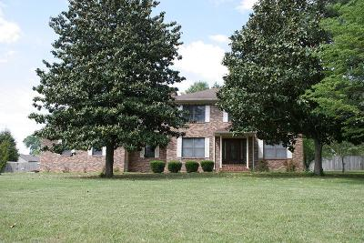Cookeville Single Family Home For Sale: 1247 Pimlico Drive