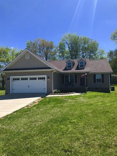 Cookeville Single Family Home For Sale: 4620 Hensley Drive