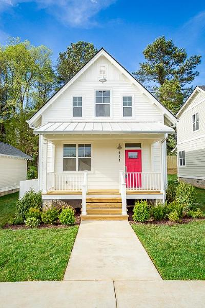 Cookeville Single Family Home For Sale: 411 Juniper Drive Lot #6