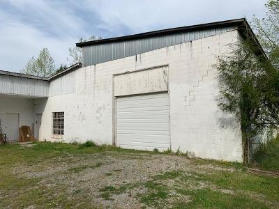 Byrdstown Commercial For Sale: 126 Tulip Ave.