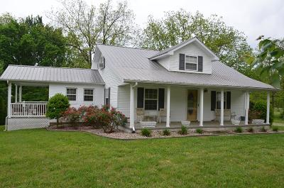 Byrdstown Single Family Home For Sale: 515 W Main St