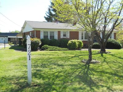 Sparta TN Single Family Home For Sale: $159,900