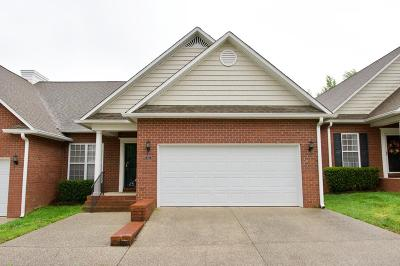 Cookeville TN Condo/Townhouse For Sale: $175,000