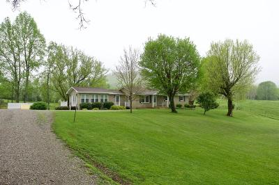 Sparta Single Family Home For Sale: 367 Clarence Gillen Road