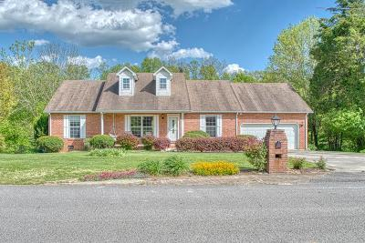 Cookeville Single Family Home For Sale: 1002 River Bend Dr
