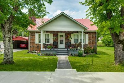 Gainesboro Single Family Home For Sale: 615 Hospital Drive
