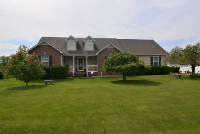 Cookeville Single Family Home Active Contingency: 1731 Cobblestone Drive