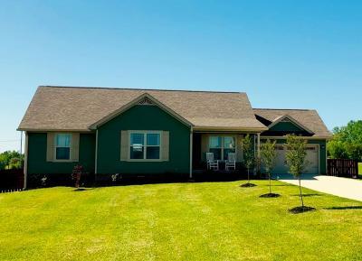 Cookeville Single Family Home For Sale: 540 Wyndwalker Lane