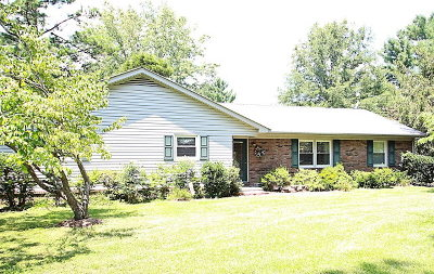 Sparta Single Family Home Active Contingency: 507 Milk Plant Road
