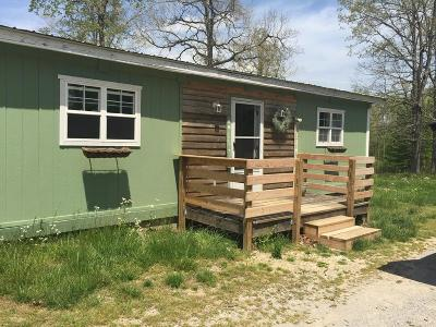 Sparta Single Family Home For Sale: 1005 W Ravenscroft Road