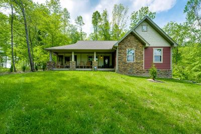 Byrdstown Single Family Home For Sale: 5355 Eagles Cove Road
