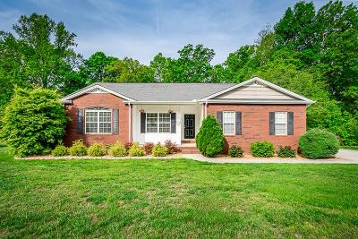 Gainesboro Single Family Home For Sale: 503 Hailey Ridge Ln