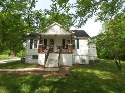 Cookeville Single Family Home For Sale: 251 Bryant Avenue