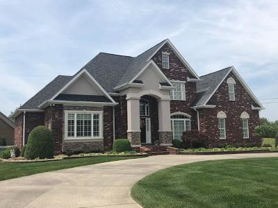 Cookeville Single Family Home For Sale: 301 New Heritage Drive