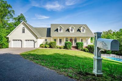 Rickman Single Family Home For Sale: 147 Bowman Lane