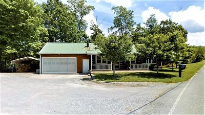 Celina Single Family Home For Sale: 1803 Holly Creek Road