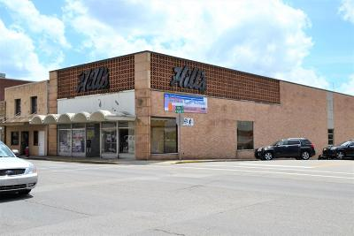 Crossville Commercial For Sale: 56 S Main Street