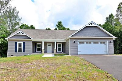 Cookeville Single Family Home For Sale: 1123 West Cemetery Road