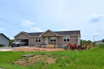 Crossville Single Family Home For Sale: 2706 Pomona