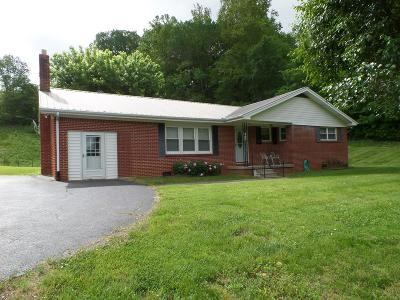Livingston Single Family Home Active Contingency: 2098 Byrdstown Highway