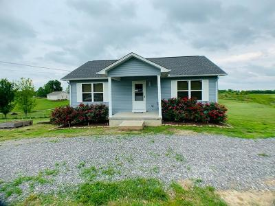 Crossville Single Family Home For Sale: 8262 Hwy 127 N