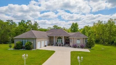 Crossville Single Family Home For Sale: 300 Clarington Park Drive