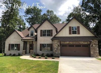 Cookeville Single Family Home For Sale: 631 Bradford Trace