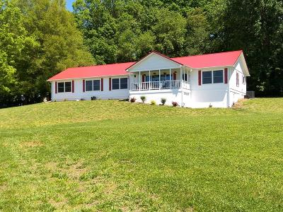 Cookeville Single Family Home For Sale: 4171 4171 Gainesboro Grade