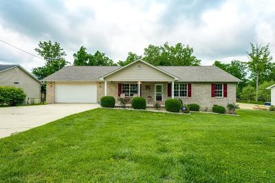 Crossville Single Family Home For Sale: 977 Taylors Chapel Rd.