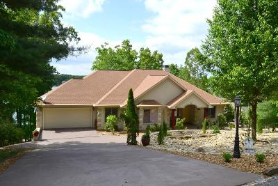 Crossville Single Family Home For Sale: 61 Chelteham Lane