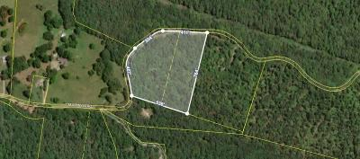 Cookeville TN Residential Lots & Land For Sale: $42,500