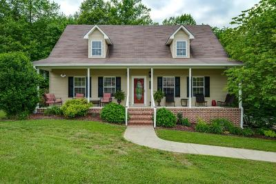 Cookeville Single Family Home For Sale: 3905 Birchwood Court