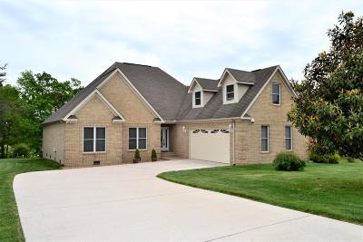Crossville Single Family Home For Sale: 1118 E Deer Creek Drive