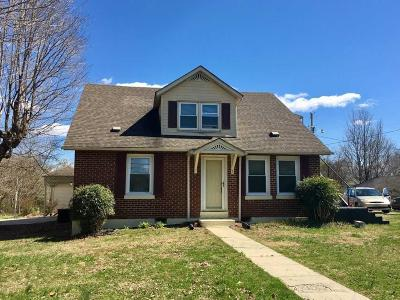 Cookeville Multi Family Home For Sale: 228 S Walnut Avenue