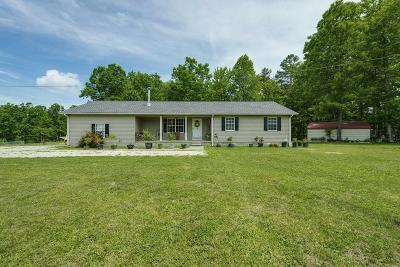 Grimsley TN Single Family Home For Sale: $139,900