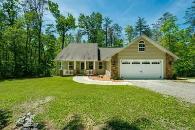 Monterey TN Single Family Home For Sale: $259,900