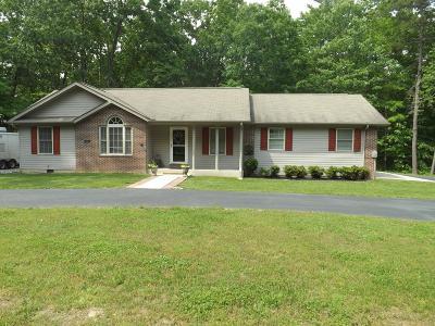 Jamestown TN Single Family Home For Sale: $145,000
