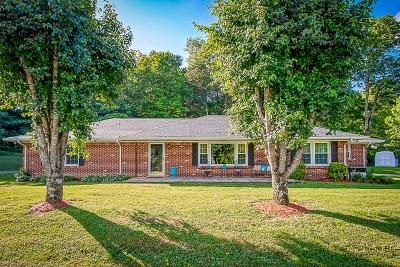 Gainesboro Single Family Home For Sale: 1649 Granville Hwy.
