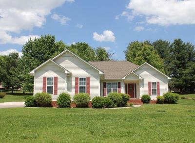 Cookeville Single Family Home For Sale: 1413 W. Cemetery Rd