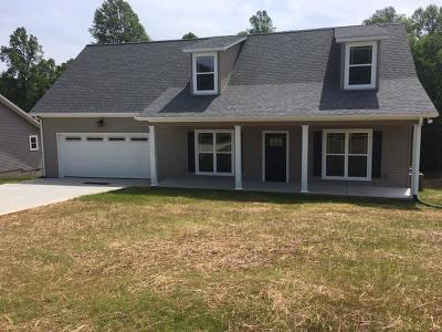Cookeville Single Family Home For Sale: 3050 Falcon Trail
