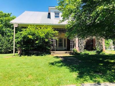 Livingston TN Single Family Home For Sale: $110,000