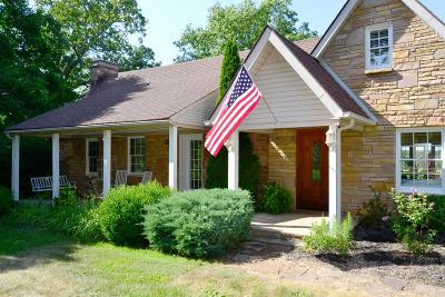 Crossville Single Family Home For Sale: 2253 S Old Mail Rd