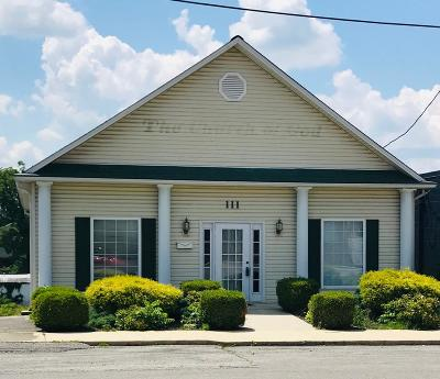 Cookeville Commercial For Sale: 111 S. Dixie Avenue