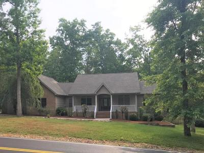 Crossville Single Family Home For Sale: 706 Cumberland View Drive
