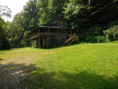 Gainesboro Single Family Home For Sale: 1485 Morrison Creek Rd