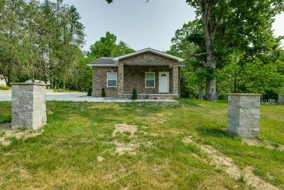 Crossville Single Family Home Active Contingency: 880 Sparta Drive