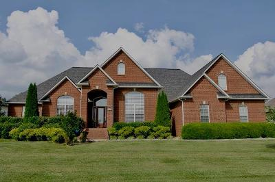 Cookeville Single Family Home For Sale: 1578 Bradshaw Blvd