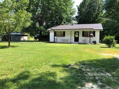 Livingston Single Family Home For Sale: 150 Fisk Rd
